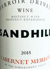 Sandhill Cabernet Merlottext