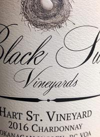 Black Swift Vineyards Hart Street Vineyard Chardonnay