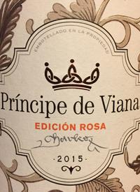 Principe de Viana Edicion Rosatext