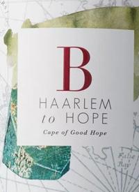 B. Vintners Haarlem to Hopetext