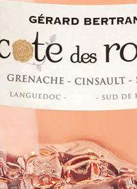 Gérard Bertrand Côte Des Roses Rosétext