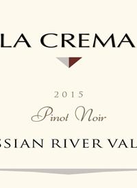 La Crema Pinot Noir Russian River Valleytext