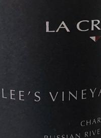 La Crema Saralee's Vineyard Chardonnaytext