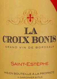 Château Phélan Ségur La Croix Bonistext