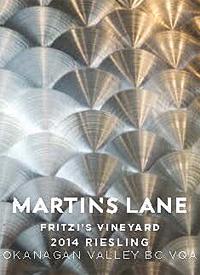 Martin's Lane Fritzi's Vineyard Riesling