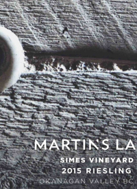 Martin's Lane Simes Vineyard Riesling