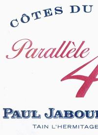 Paul Jaboulet Aîné Parallele 45 Blanctext
