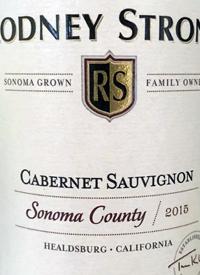 Rodney Strong Sonoma County Cabernet Sauvignontext