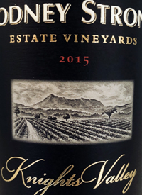 Rodney Strong Knights Valley Cabernet Sauvignontext