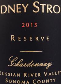 Rodney Strong Chardonnay Reservetext