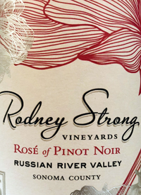 Rodney Strong Rosé of Pinot Noirtext