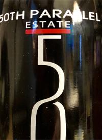 50th Parallel Estate Pinot Noir