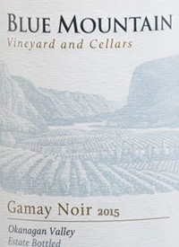 Blue Mountain Gamay Noirtext