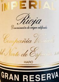 CVNE Imperial Rioja Gran Reservatext