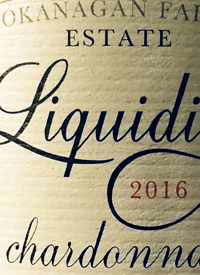 Liquidity Wines Estate Chardonnay