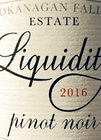 Liquidity Estate Pinot Noir Estate