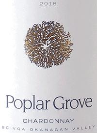Poplar Grove Chardonnaytext