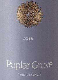 Poplar Grove The Legacytext