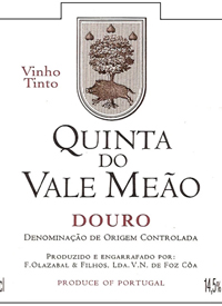 Meãndro do Vale Meão Douro Red