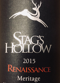 Stag's Hollow Renaissance Meritage