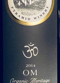 Summerhill Pyramid Winery OM Organic Meritagetext