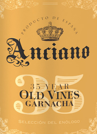 Anciano 35-Year Old Vines Garnachatext