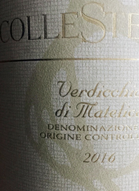 ColleStefano Verdicchio di Matelicatext