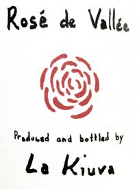 La Kiuva Rosé de Vallée