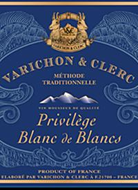 Varichon & Clerc Privilege Blanc de Blancs