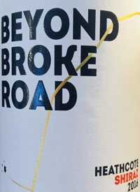 Beyond Broke Road Heathcote Shiraztext