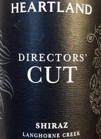 Heartland Directors' Cut Shiraztext