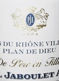 Paul Jaboulet Aîné Côtes du Rhône Villages Plan de Dieu De Père en Fillestext