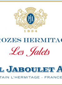Paul Jaboulet Ainé Crozes-Hermitage Les Jaletstext
