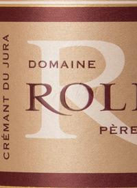 Domaine Rolet Crémant du Jura Rosé Bruttext