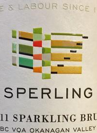 Sperling Vineyards Sparkling Brut