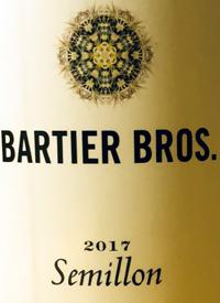 Bartier Bros. Semillon