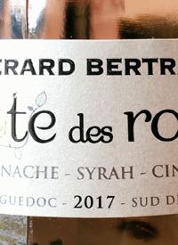 Gérard Bertrand Côte Des Roses Rosé