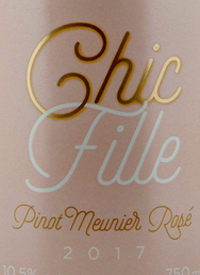 Chic Fille Pinot Meunier Rosétext