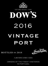 Dow's Vintage Porttext