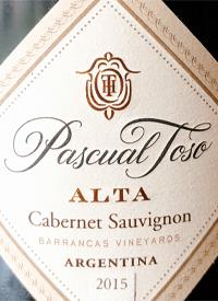 Pascual Toso Alta Cabernet Sauvignontext