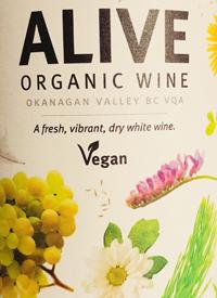Summerhill Pyramid Winery Alive Organic Whitetext