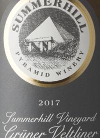 Summerhill Pyramid Winery Gruner Veltlinertext