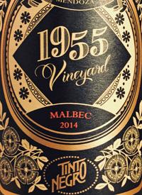 TintoNegro 1955 Vineyard Malbec