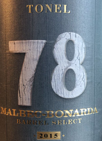 Tonel 78 Barrel Select Malbec - Bonarda Barrel Selecttext