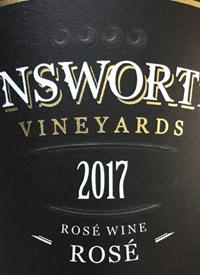 Unsworth Vineyards Rosétext