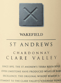 Wakefield St Andrews Clare Valley Chardonnay