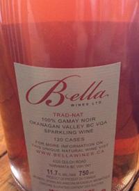 Bella Wines Mariani Trad-Nat Gamay Noir