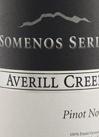 Averill Creek Somenos Series Pinot Noirtext