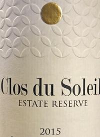 Clos du Soleil Estate Reserve Whitetext