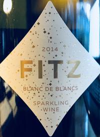 Fitz Blanc de Blancs Sparkling Wine
